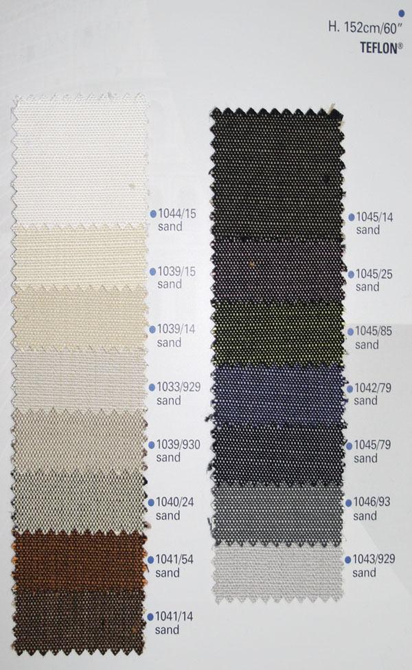 Tempotest - ткани для уличных штор