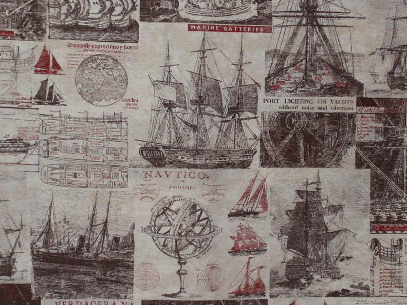 Печатные ткани - Простая печать на ткани morgan-a