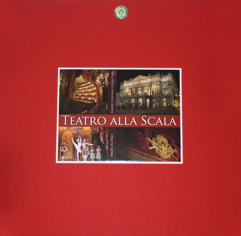Интерьерные ткани Teatro Alla Scala
