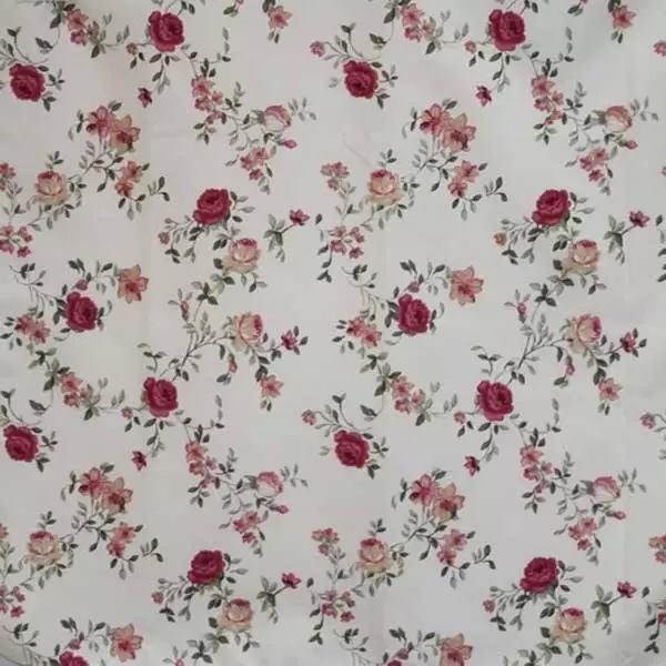 Летние итальянские ткани по оптовым ценам в Москве Лето Испании - andrea-coord-satin-poly-pink