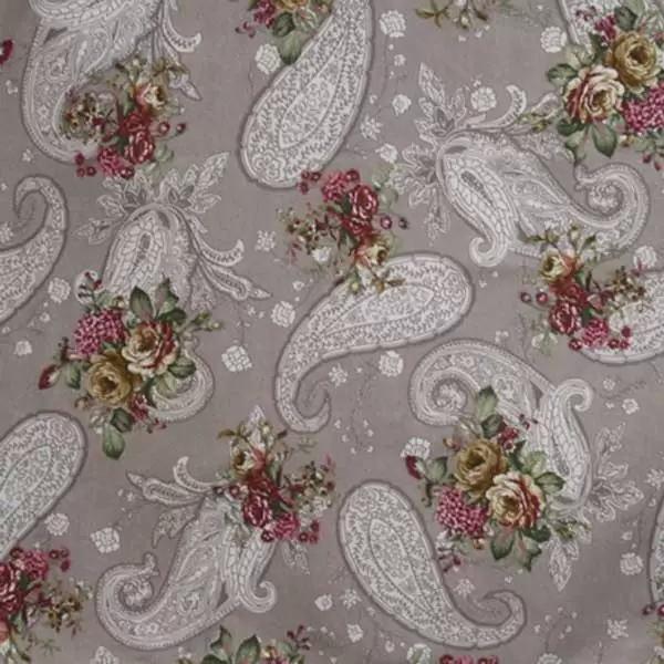 Летние итальянские ткани по оптовым ценам в Москве Лето Испании - cachemir-coord-pamana-grey
