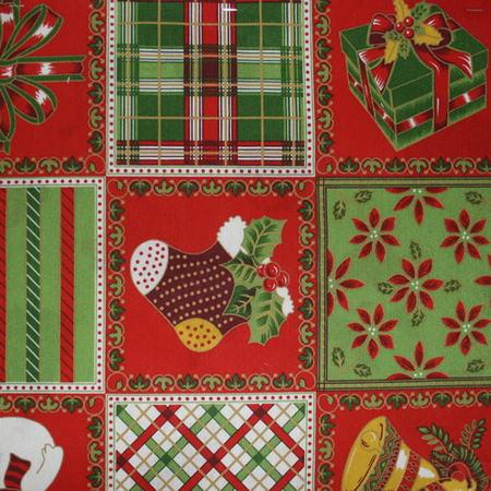 Новогодние ткани - 2016 по оптовым ценам и большой картой цветов на складе в Москве - patchwork-unico