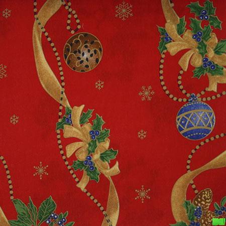 Новогодние ткани - 2016 по оптовым ценам и большой картой цветов на складе в Москве - lasos-rojo