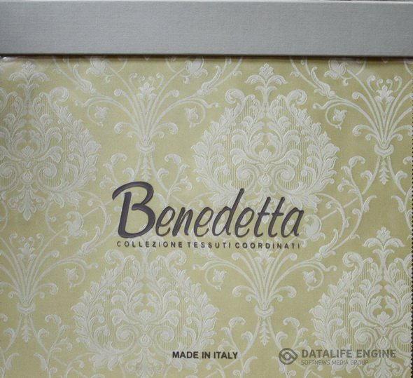 Портьерная и негорючая ткань Benedetta