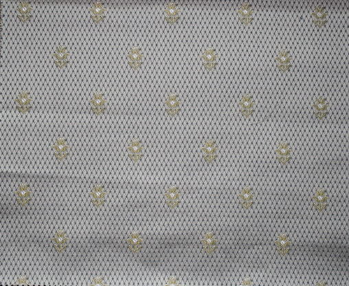 Декоративные ткани Versace - creta-liso-blanco-azul