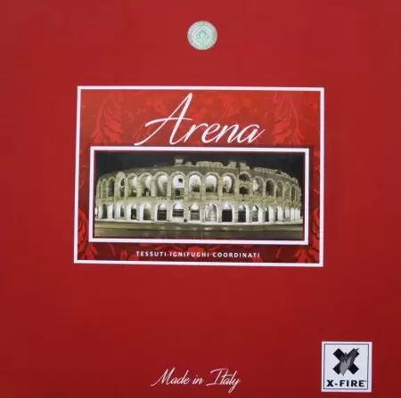 Arena-итальянские негорючие ткани, жаккард