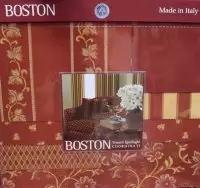 Негорючая интерьерная ткань Boston