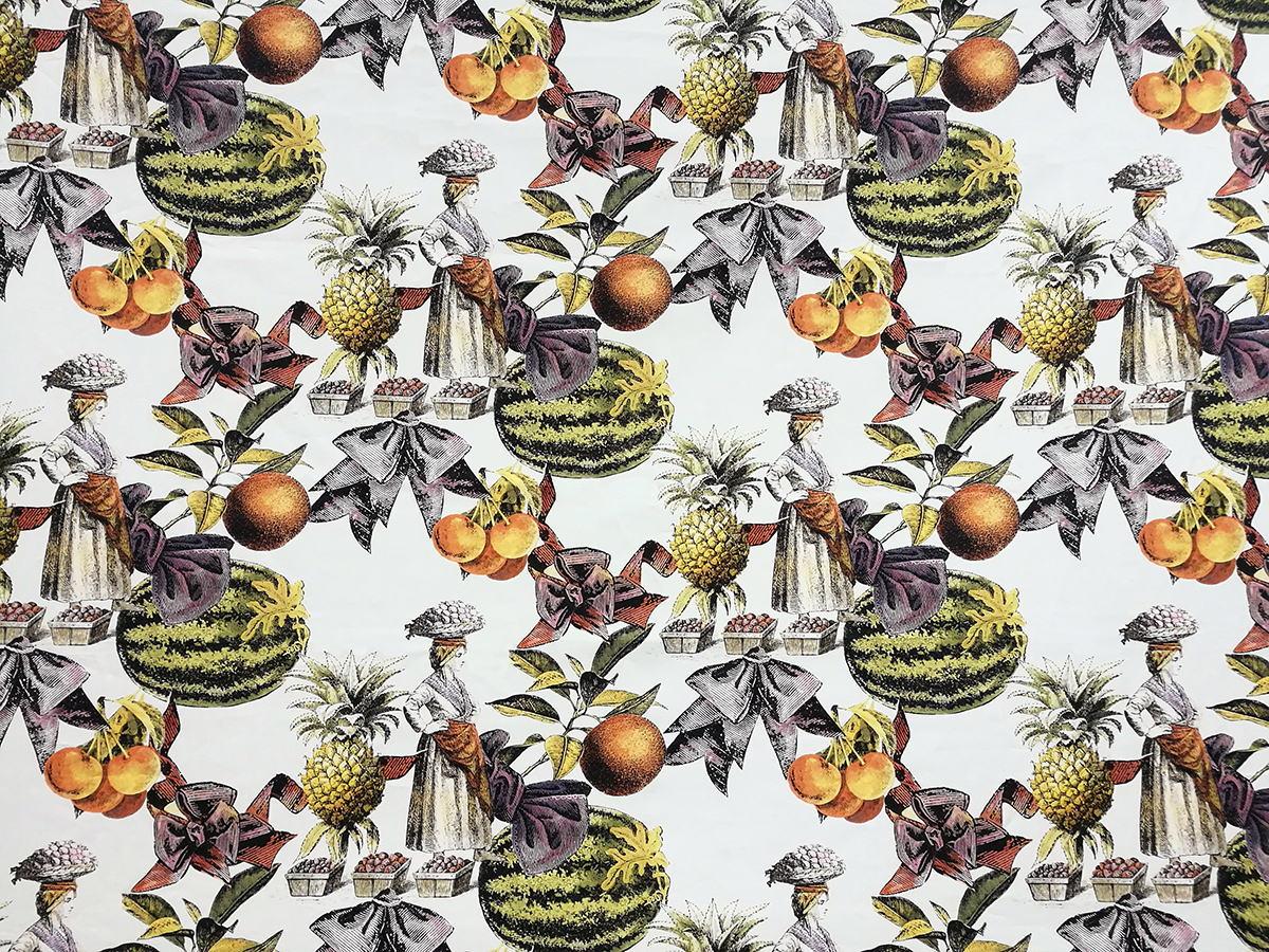 Печатные ткани - Простая печать на ткани balmes-31711-1