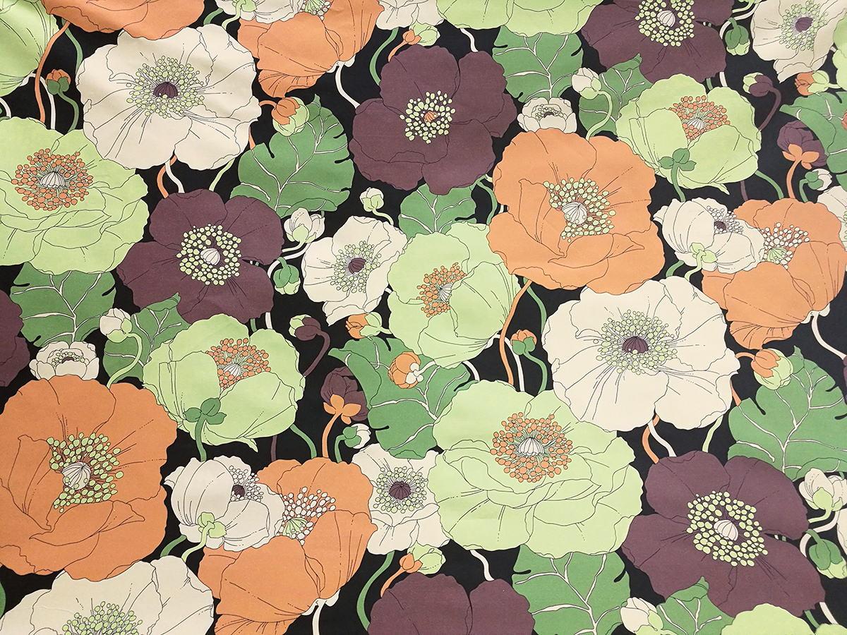Печатные ткани - Простая печать на ткани raso-stampa-31709-2