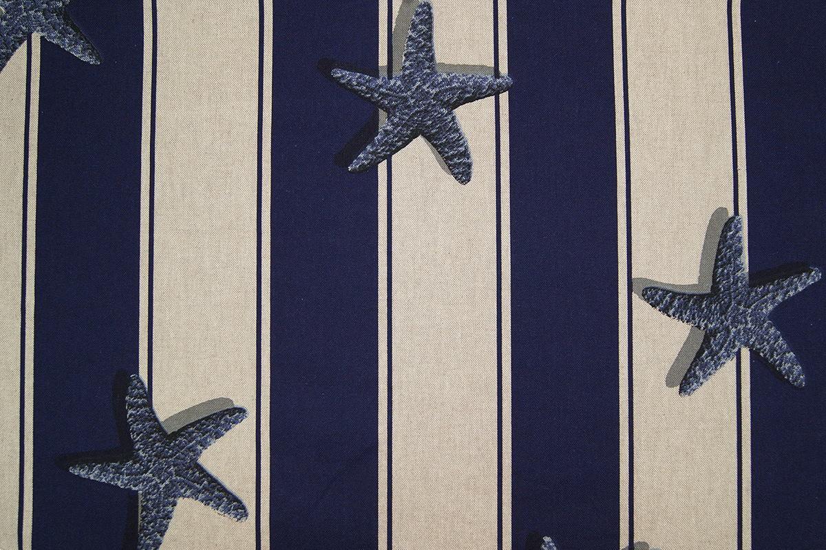 Печатные ткани - Простая печать на ткани culla-sea-star-col.unic