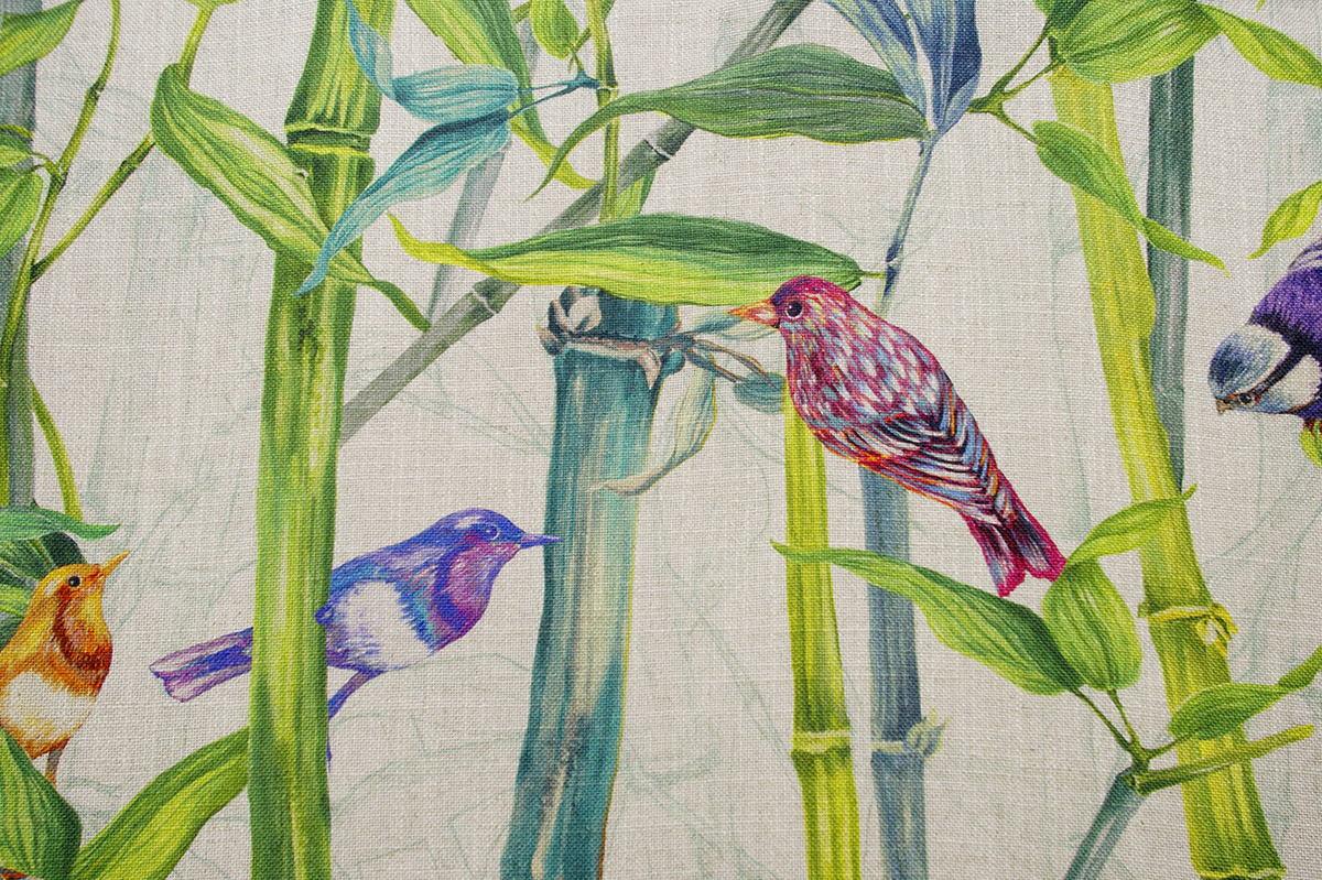 Печатные ткани - Простая печать на ткани irun-multicolor