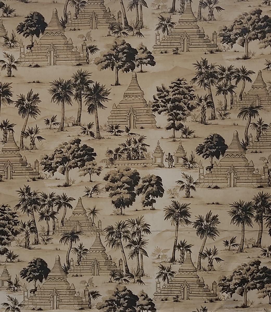 Печатные ткани - Простая печать на ткани cons72h