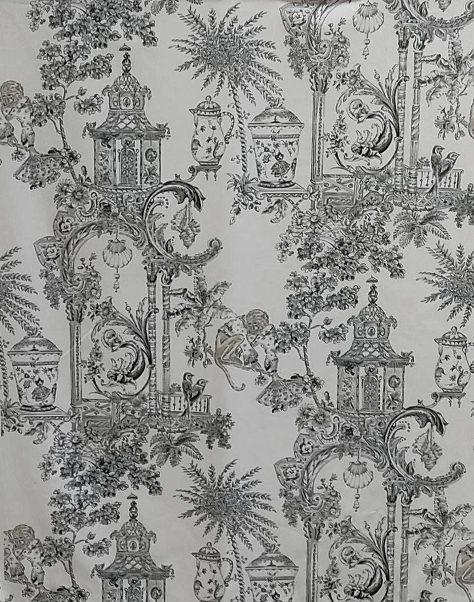 Печатные ткани - Простая печать на ткани siam