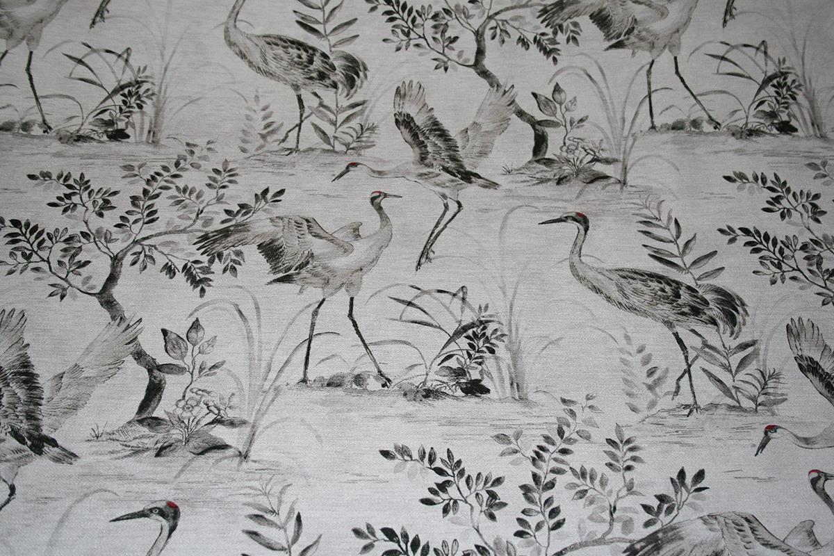 Печатные ткани - Простая печать на ткани nikita